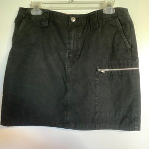 Black Tommy Hilfiger Skirt